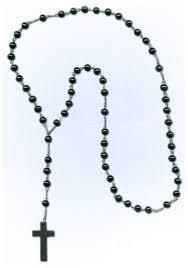 rosary necklace image black rosary necklace jpg warehouse 13 artifact database
