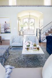 Top 10 Favorite Blogger Home Tours Bless Er House So Living Room Reveal Pink Peonies By Rach Parcell