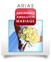 annulation de mariage assurance annulation mariage