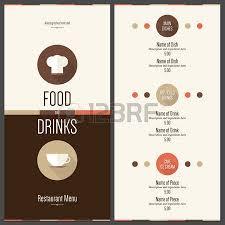 restaurant menu design royalty free cliparts vectors and stock