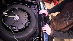 installation of a trailer wiring harness on a 2012 nissan murano
