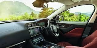 2018 jaguar f pace interior carstuneup carstuneup
