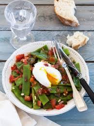 cuisiner des haricots plats recette salade de haricots coco plat pour 4 personnes grand frais