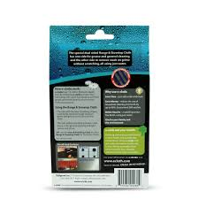 Brite View Window Cleaning E Cloth Window Cleaning Pack E Cloth Squix