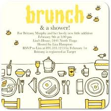 brunch invitations baby shower brunch invitations baby shower brunch invitations girl