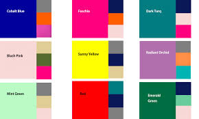 Good Color Pairs What 2 Colors Look Best Together My Web Value