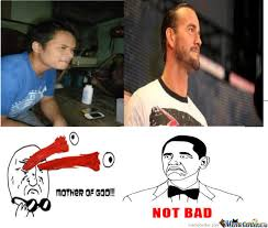 Cm Punk Meme - cm punk by michaelsuyom meme center