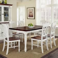 cool elegant interior dining room furniture in vogue round glass
