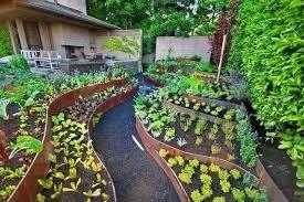 Design A Vegetable Garden Layout Elevated Vegetable Garden Plans Hydraz Club