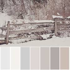 try this neutral color palette for your whole house projects to
