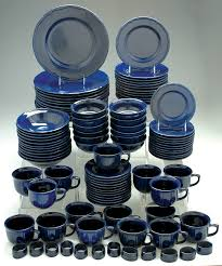 bistro cafe blue by jcpenney at replacements ltd