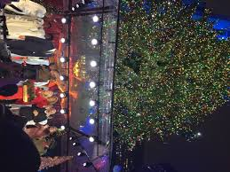 2016 rockefeller tree lighting a new york tradition
