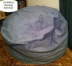 faith and family reviewscordaroy u0027s beanbag bed review faith and