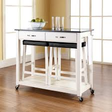 metal top kitchen island kitchen metal kitchen island crosley butcher block top kitchen