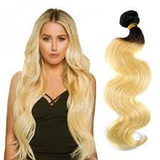 ombre weave 1 bundle ombre 613 hair weave wave