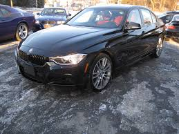 2013 bmw 3 series 335i xdrive awd 6 speed manual m sport premium