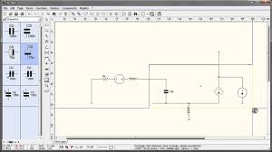 drawing circuit schematics with splan 7 0 vector youtube
