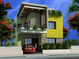 simple houses simple duplex house design home beauty