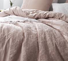 Oversized Duvets Baroque Stitch King Comforter Oversized King Xl Ice Pink