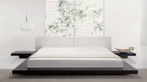 White Zen Bedroom Zen Bedroom By Jm Contemporary Platform Bed Also Interalle Com