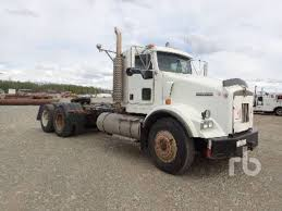 kenworth heavy haul for sale kenworth trucks in alaska for sale used trucks on buysellsearch