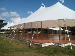 backyard tent rentals ri backyard wedding emily u0027s enchantments