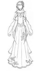 wedding dress anime wedding dress by akariyuu on deviantart