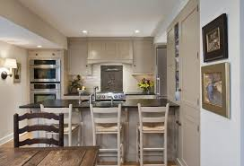 kitchen with island and peninsula stunning peninsula island kitchen pictures home inspiration