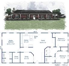 building plans houses this the hudson floor plan 1620 sq ft