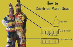 cajun mardi gras costumes beginner s guide to courir de mardi gras louisiana travel