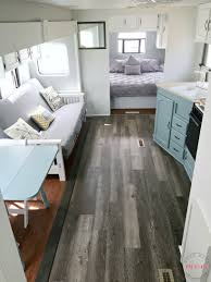 2 Tone Kitchen Easy Rv Remodeling Instructions Rv Makeover Reveal Paint Rv