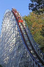 Six Flags St Louis Missouri Screamin U0027 Eagle Six Flags St Louis