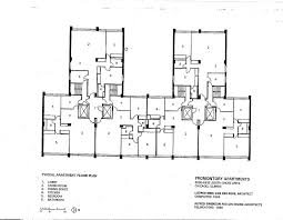 Chicago Apartment Floor Plans The Avery Review A Belated Review Of Melrose D 1