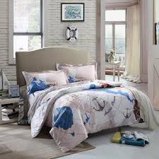 Cheap Kids Bedding Sets For Girls by Pink White And Navy Blue World Map Print Kids Nautical Theme Full
