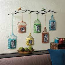 Handicraft For Home Decoration by 19 Pulchritude Birdcage Wall Decor Ideas For Latter Peoplewall