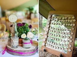 centre table mariage idée plan de table mariage original 55 designs faciles à imiter