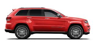 jeep red 2017 2017 jeep grand cherokee colour options