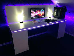 ordinateur de bureau gamer pas cher pc de bureau gamer pas cher bureau pc gamer grand bureau gamer