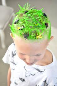 crazy halloween party ideas kara u0027s party ideas crazy hair day ideas surf u0027s up bugs u0026 grass