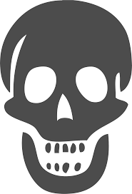 halloween skull transparent background clipart pirate skull remastered