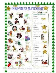 christmas vocabulary quiz christmas pinterest vocabulary