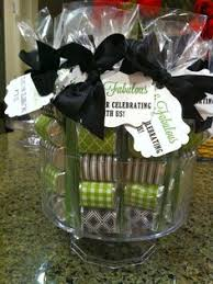 50th birthday favors candy favors at a 50th birthday is as sweet as it gets see more