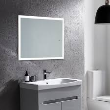 roper rhodes leap illuminated mirror flush bathrooms