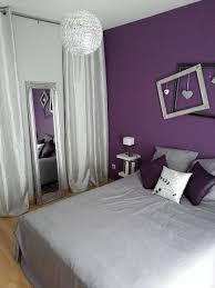 chambre aubergine et beige chambre gris et aubergine photo avec chambre gris et prune bleu