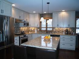 black and white kitchen cabinet cover glass doors l shaped tiny