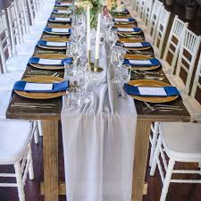 grey table runner wedding grey table runner the one day house