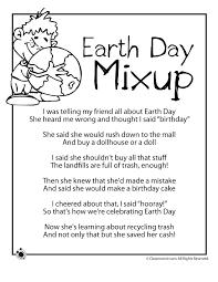 earth day kids poems woo jr kids activities