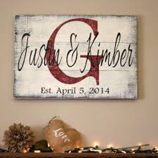wedding gift name sign personalized sign custom name sign family name sign pallet si