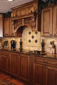 kitchen style dark brown cabinets tuscan kitchen design stone