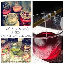 how to get wax out of a candle what to do with used yankee candle jars a modern commonplace book